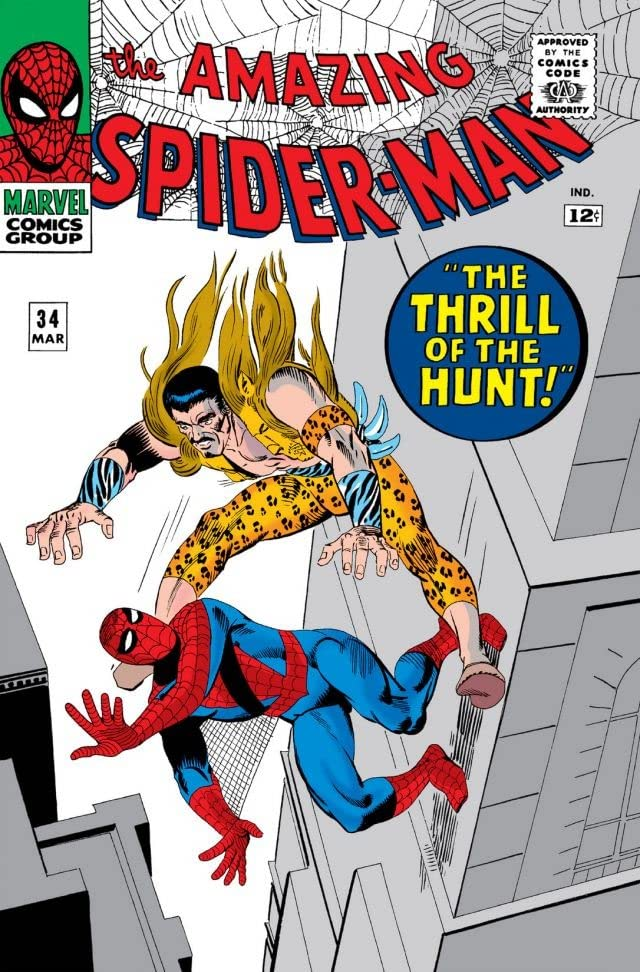 Amazing Spider-Man (1963-1998) #34