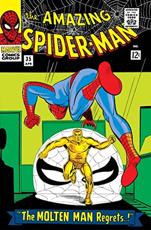 Amazing Spider-Man (1963-1998) #35