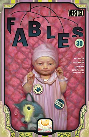 Fables #30