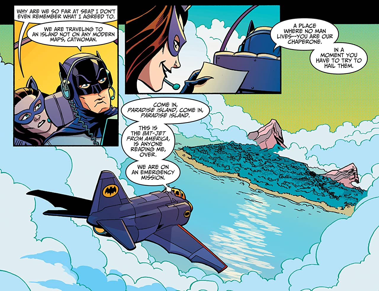 Batman '66 Meets Wonder Woman '77 (2016-2017) #5