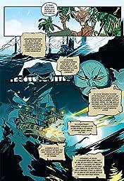 Tangomango Vol. 1: Les premiers pirates