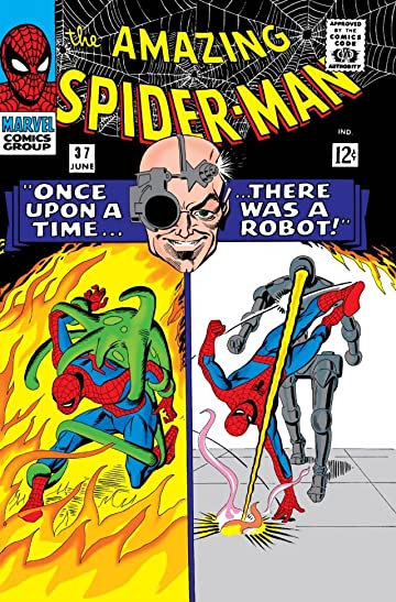 Amazing Spider-Man (1963-1998) #37