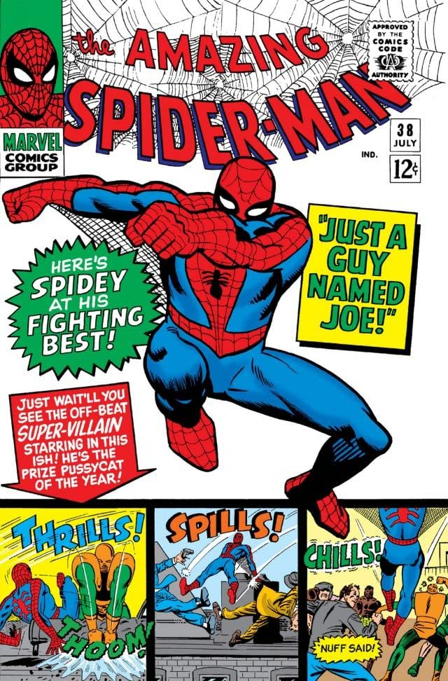 Amazing Spider-Man (1963-1998) #38