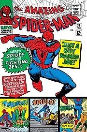 Amazing Spider-Man (1963-1998) #38