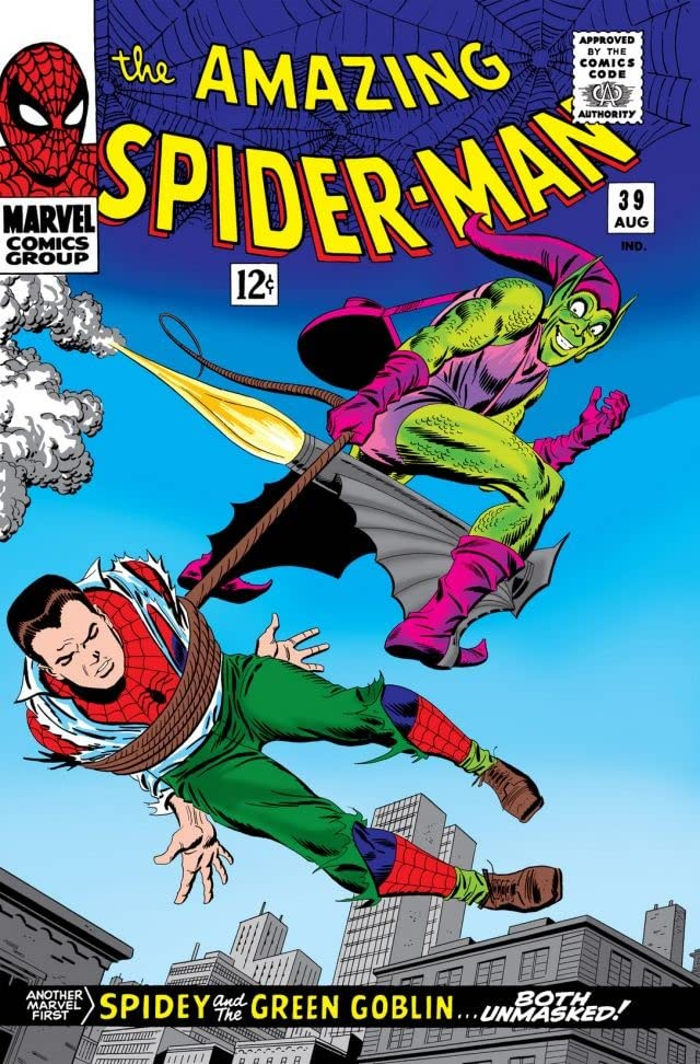 Amazing Spider-Man (1963-1998) #39