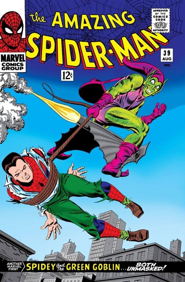 Amazing Spider-Man (1963-1998) #39