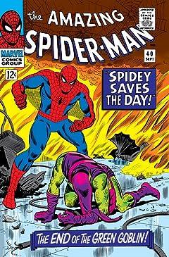 Amazing Spider-Man (1963-1998) #40