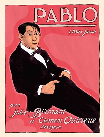 Pablo Vol. 1: Max Jacob