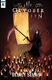 The October Faction: Deadly Season #5