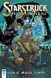Starstruck: Old Proldiers Never Die #1 (of 6)