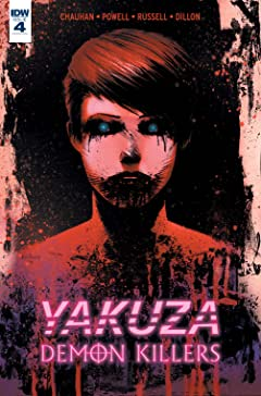 Yakuza Demon Killers #4