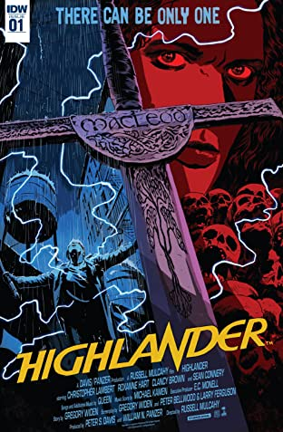 Highlander: The American Dream No.1