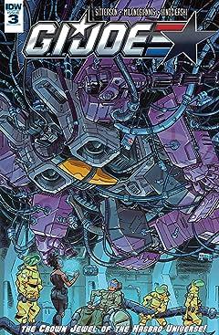 G.I. Joe (2016-2017) #3