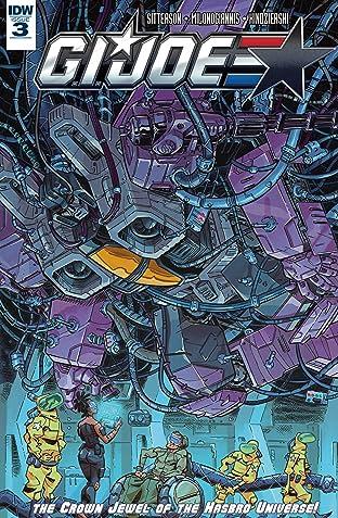 G.I. Joe (2016-) #3