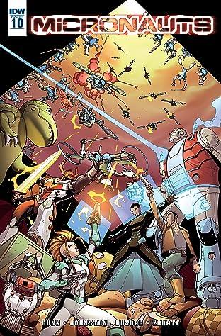 Micronauts (2016-) #10