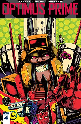 Optimus Prime No.4