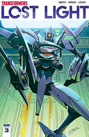Transformers: Lost Light #3