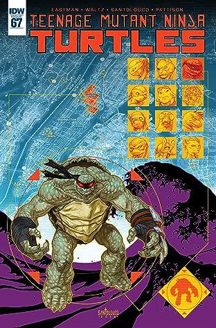 Teenage Mutant Ninja Turtles #67