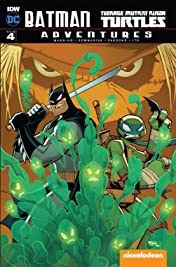 Batman/Teenage Mutant Ninja Turtles Adventures #4