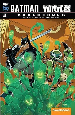 Batman/Teenage Mutant Ninja Turtles Adventures No.4