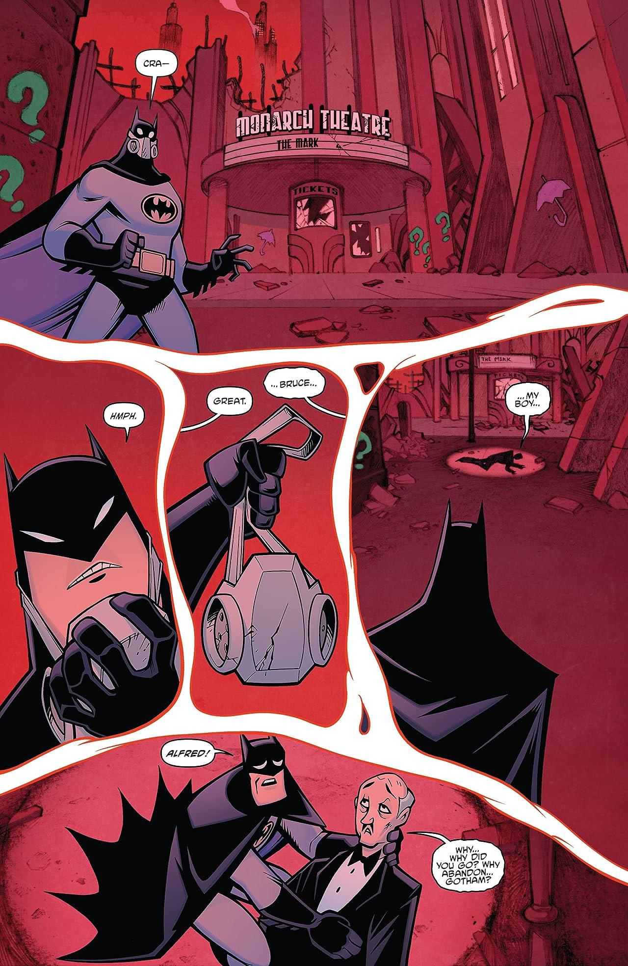 Batman/Teenage Mutant Ninja Turtles Adventures #4