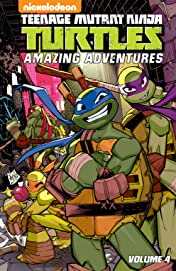 Teenage Mutant Ninja Turtles: Amazing Adventures Vol. 4