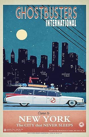 Ghostbusters International Vol. 2