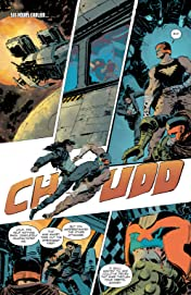 Judge Dredd Annual #1