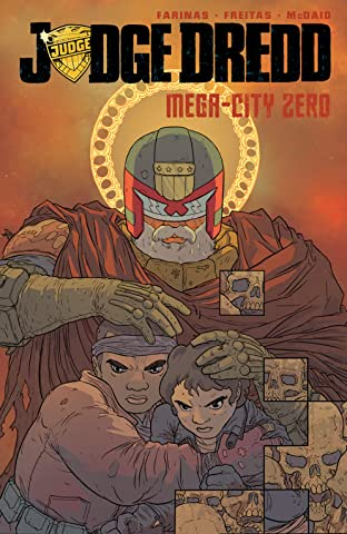 Judge Dredd: Mega-City Zero Tome 3