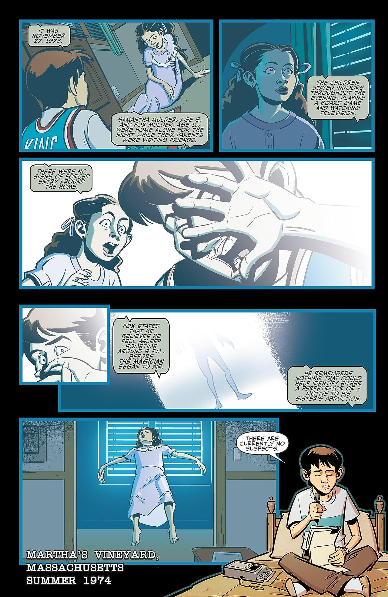 The X-Files: Origins