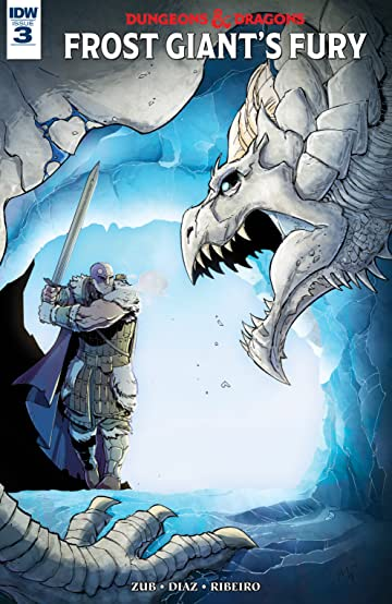 Dungeons & Dragons: Frost Giant's Fury #3