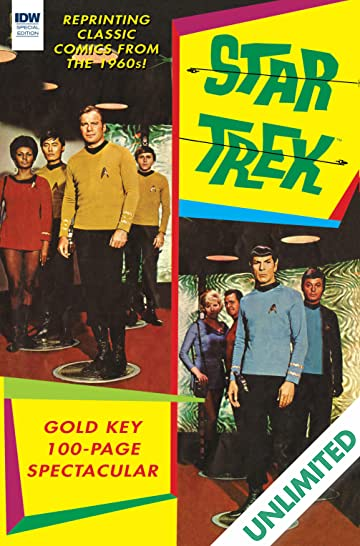 Star Trek Gold Key 100-page Spectacular
