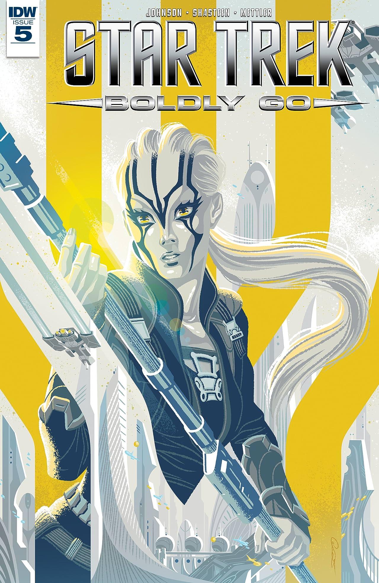 Star Trek: Boldly Go #5