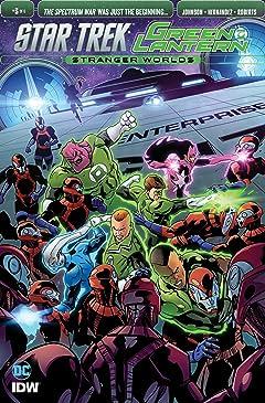 Star Trek/Green Lantern Vol. 2 #3
