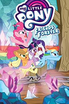 My Little Pony: Friends Forever Tome 8