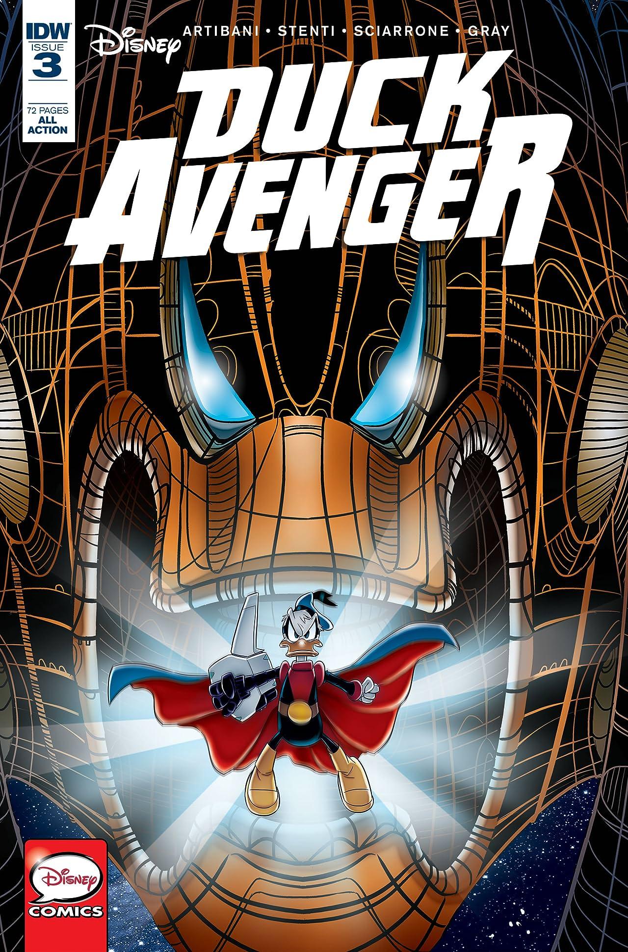 Duck Avenger #3