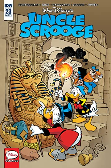 Uncle Scrooge #23