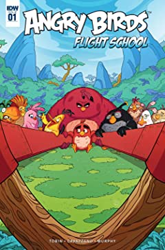 Angry Birds: Flight School #1