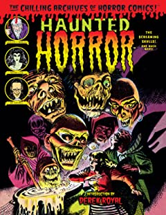Haunted Horror Tome 5: The Screaming Skulls and Much More