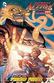 Action Comics (2011-2016) #24