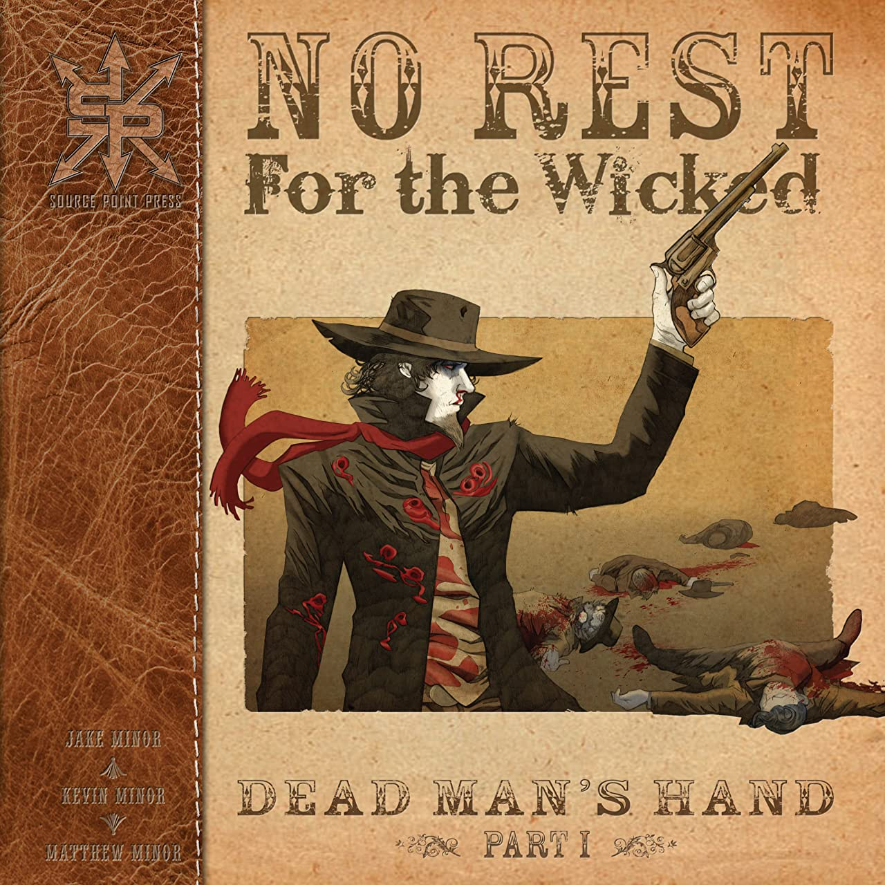 No Rest For The Wicked #1