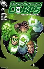 Green Lantern Corps: Recharge #1