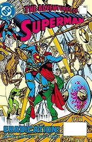 Adventures of Superman (1986-2006) #460