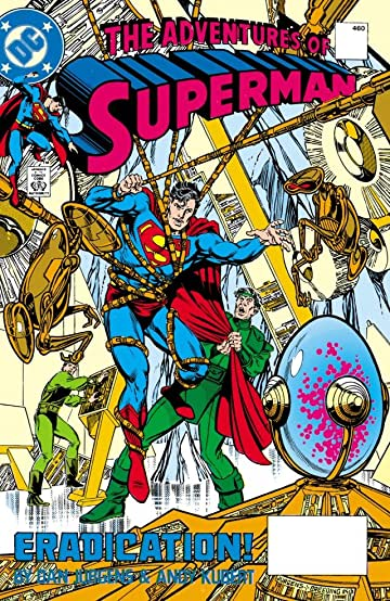 Adventures of Superman (1986-2006) #460
