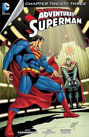 Adventures of Superman (2013-2014) #23