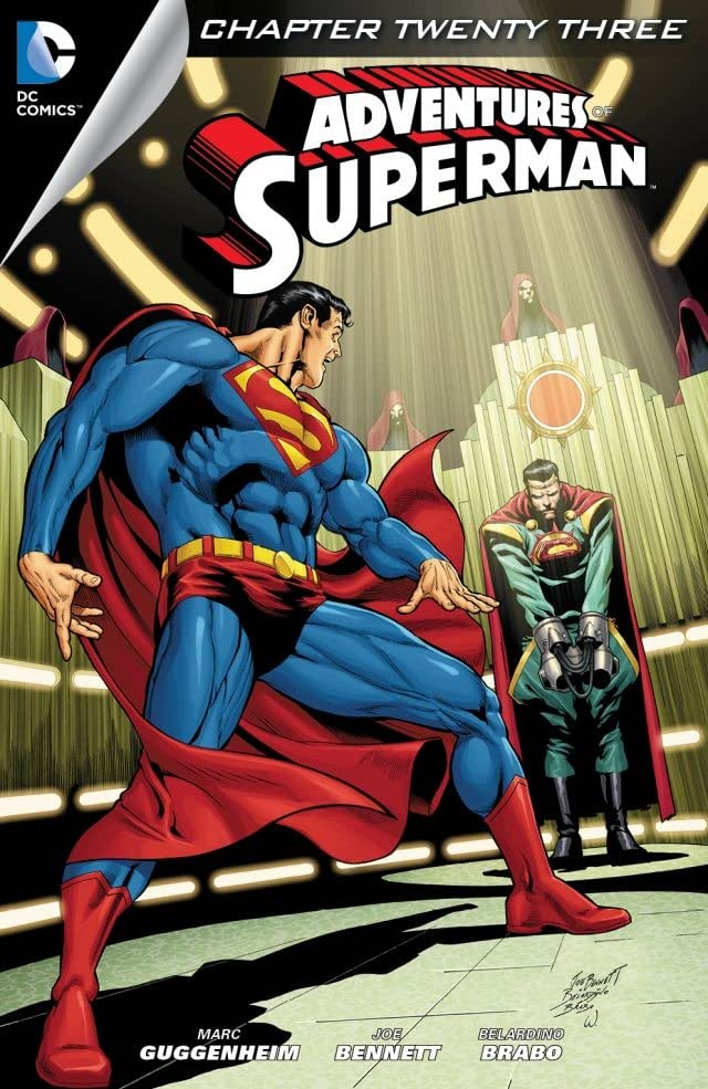 Adventures of Superman (2013-2014) #23