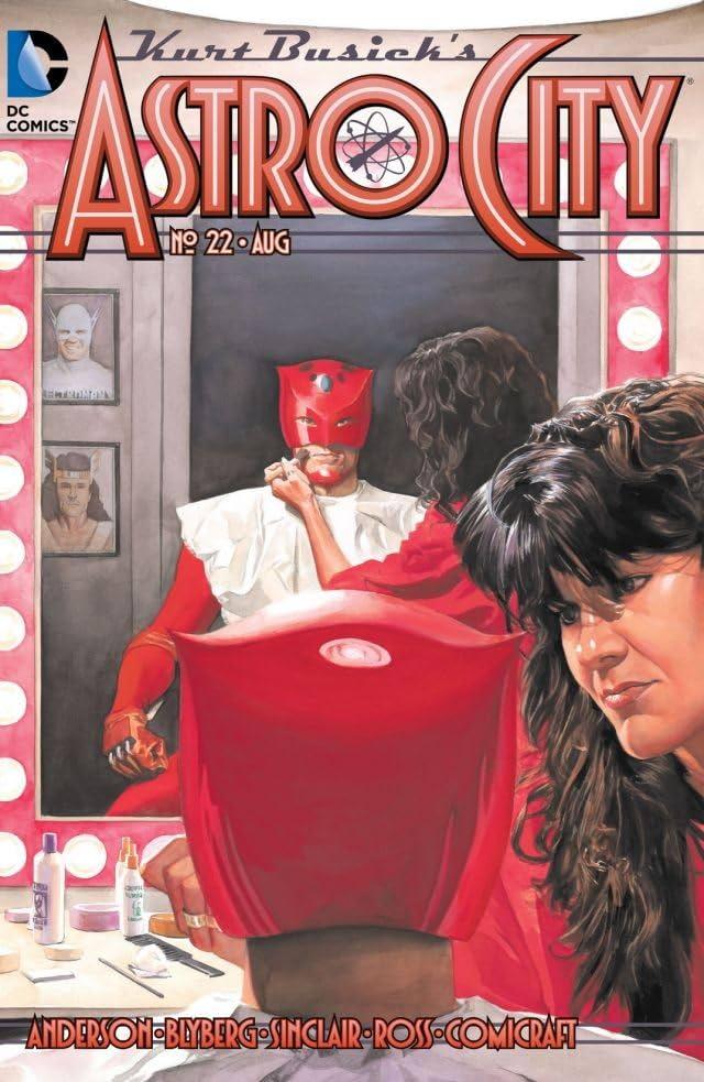 Astro City (1996-2000) #22
