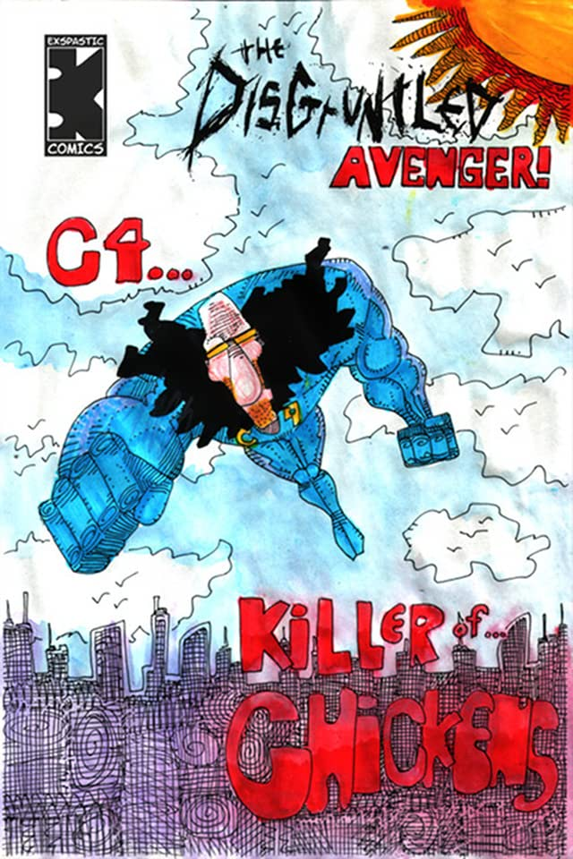 The Disgruntled Avenger #15