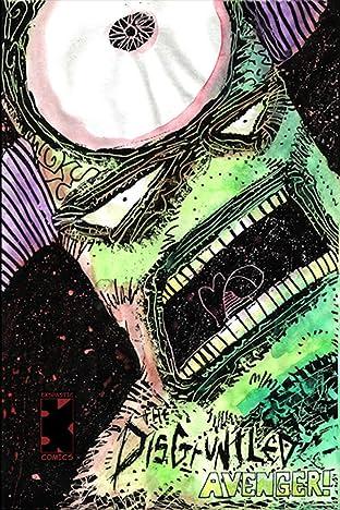 The Disgruntled Avenger #18