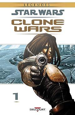 Star Wars - Clone Wars Vol. 1: La Défense de Kamino